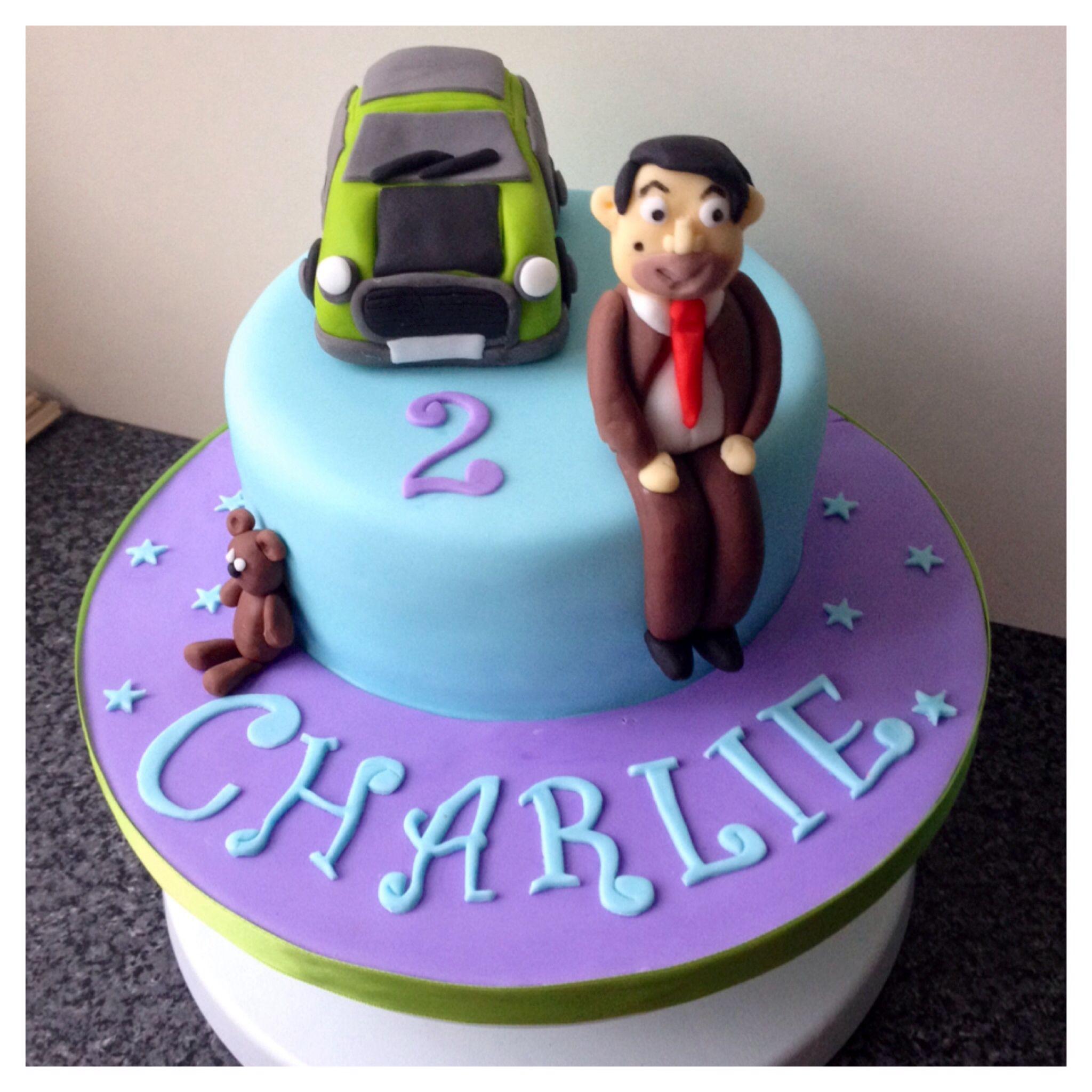 Mr Bean Cake