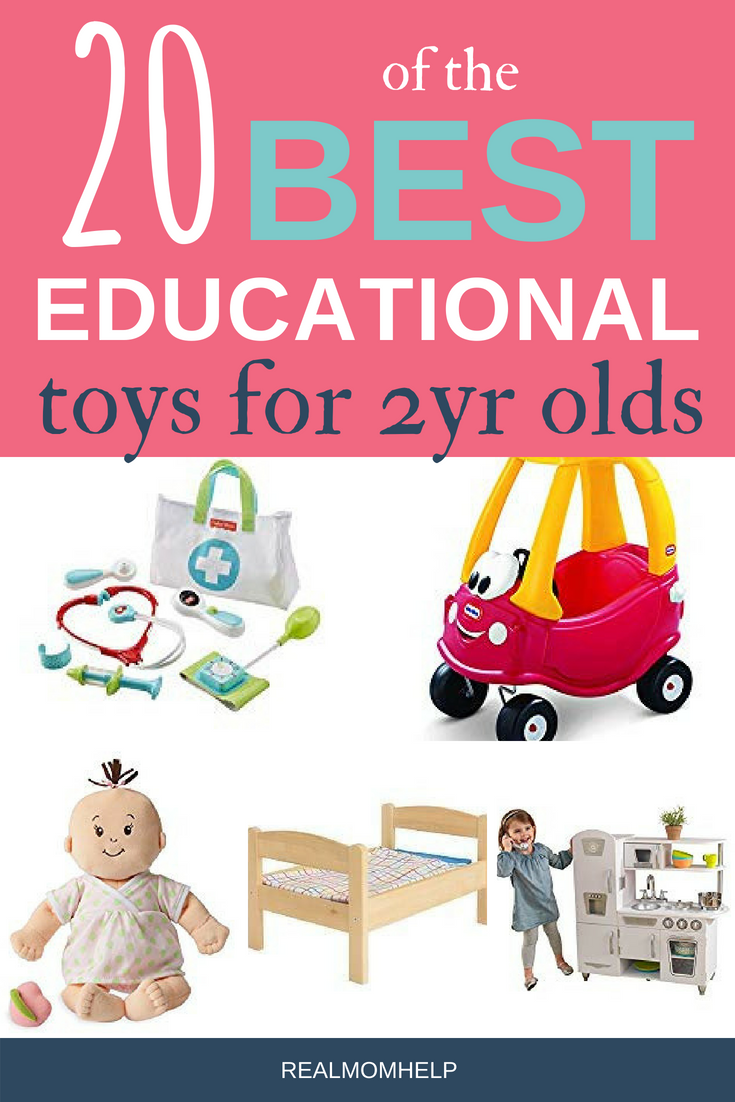 20 Best Educational Toys For 2 Year Olds You Should Have At Home Best Educational Toys Educational Toys Education