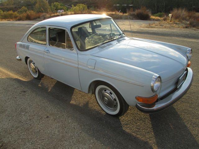1970 Vw Type 3 Fastback Automatic For Sale   Oldbug Com