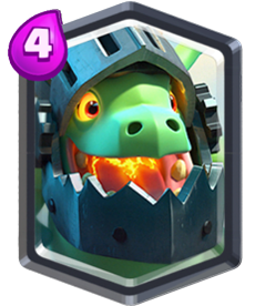 Dragao Infernal Festa Clash Royale Desenhos Clash Royale