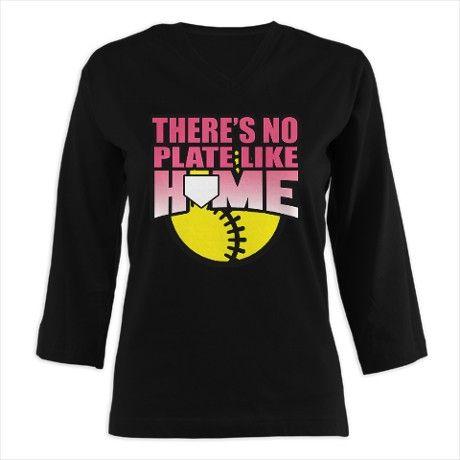 2715b7ca Funny Girls Softball Shirts | ... Size Tee's | Fastpitch Softball Ladies  Plus Size T-Shirts - CafePress