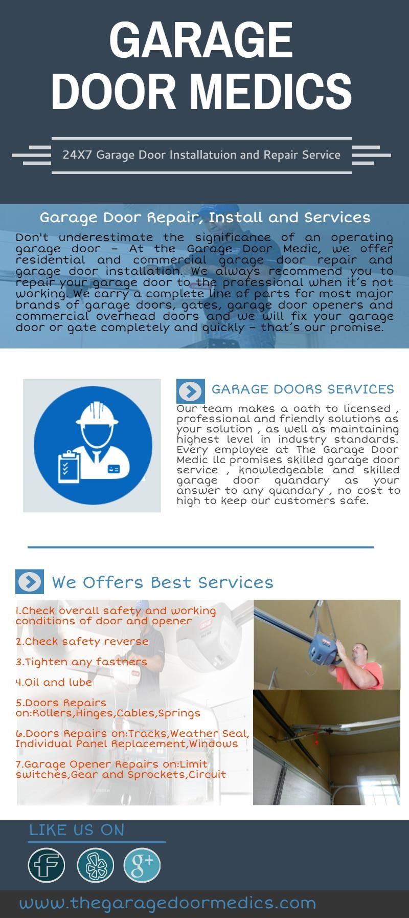 Are You Getting Problem With Your Garage Door Are You Searching Professional Garage Door Rep Garage Service Door Garage Door Repair Garage Door Installation