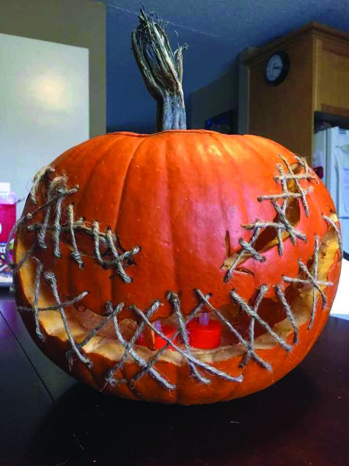 INGENIOUS PUMPKIN CARVING IDEAS #halloweendecorations Ideal pumpkin carving ideas christian that will impress you #pumpkincarvingstencils