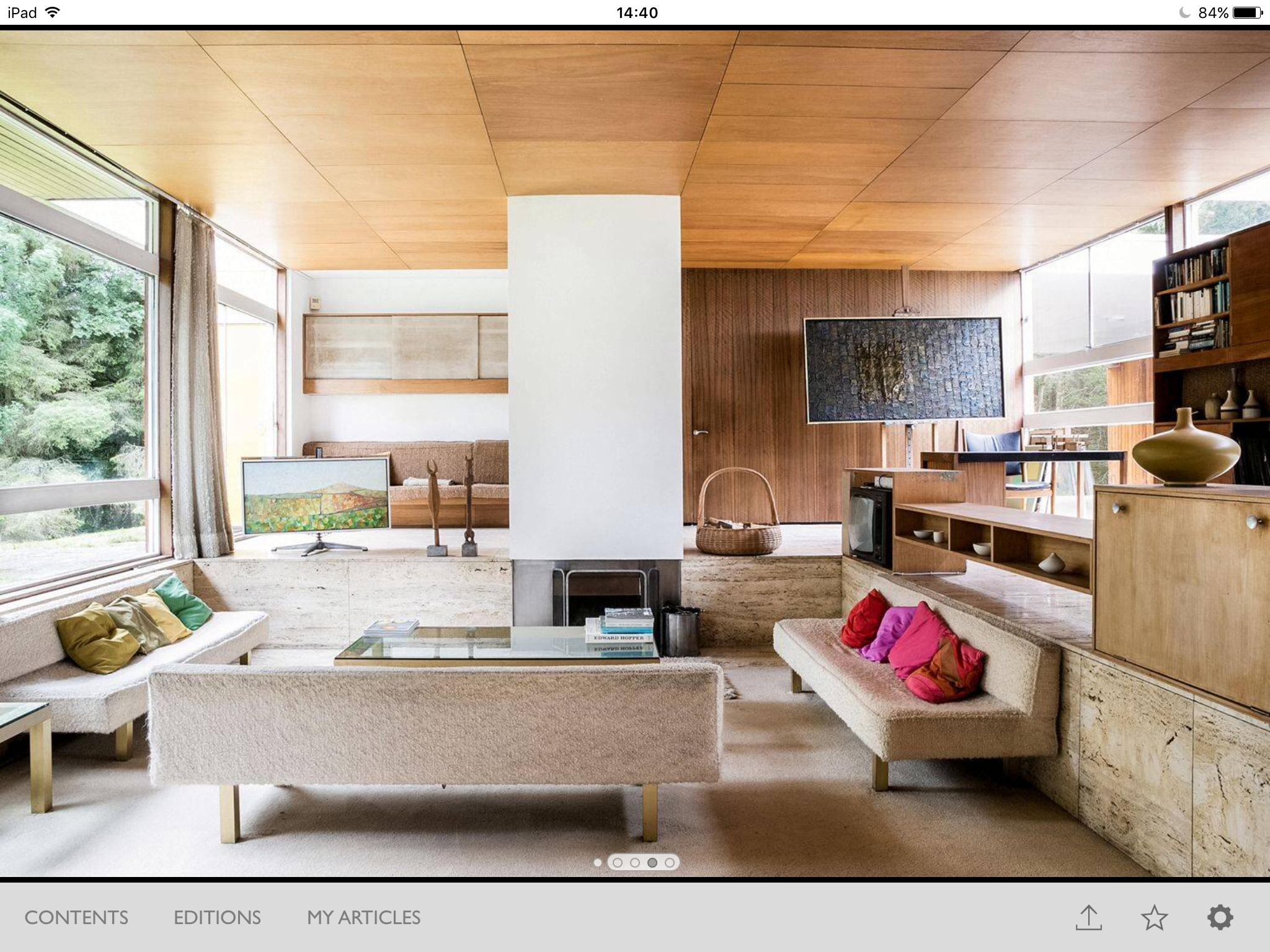 Modernist house scottish border