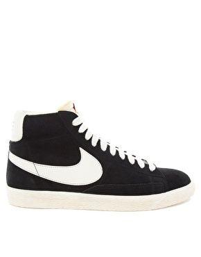 Nike Blazer Hommes En Daim Mocassins