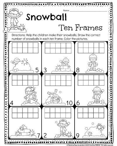 Ten Frame Worksheets For Early Math Learners Free Printables Kindergarten Math Ten Frames Ten Frame Kindergarten Worksheets Printable