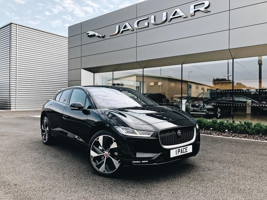 Say Hello To Our All New Jaguar I Pace Demonstrator Isnt She A Looker Dicklovett Jaguar Ipace Electriccar Electric Jaguar Car New Jaguar Electric Cars