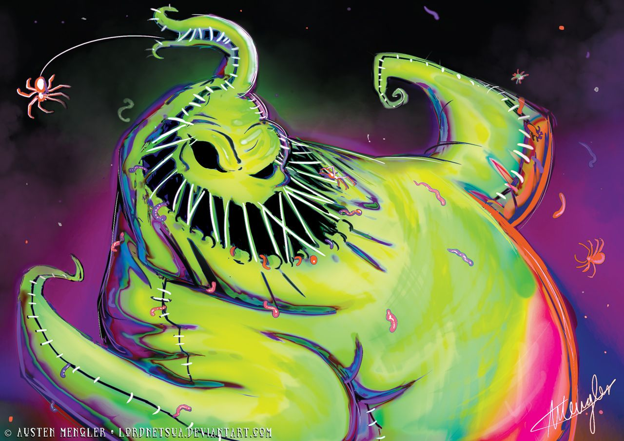 oogie boogie by lordnetsua | ~^••^~ Nightmare B4 XMAS ...