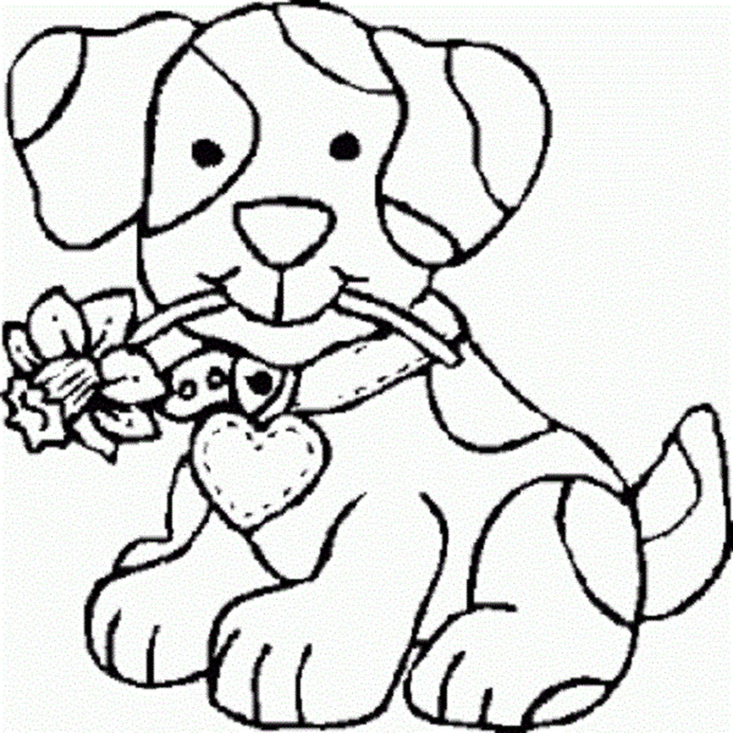 Free coloring pages for girls | Colorings | Pinterest | Girls and Dog