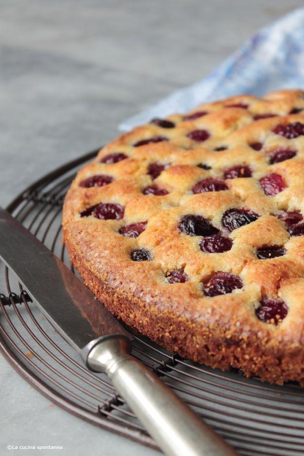 La cucina spontanea: Un bastimento carico di ciliegie