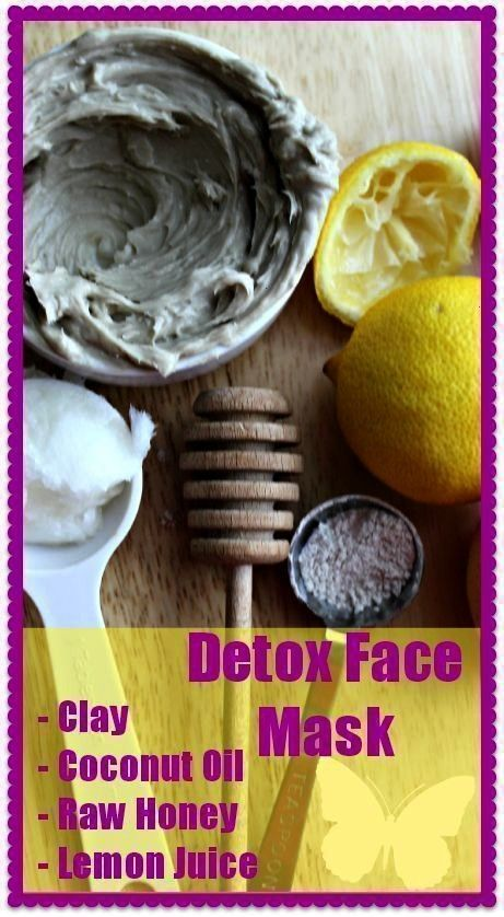 for pores diy This detoxifying DIY face mask for pores features bentonite clay honey coconut oil and lemon juice as its ingredients Just make sure not to use metallic bow...