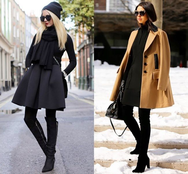 For fashion update, fashion collection and news style in this year, Fall  and Winter · Winter Business CasualBusiness