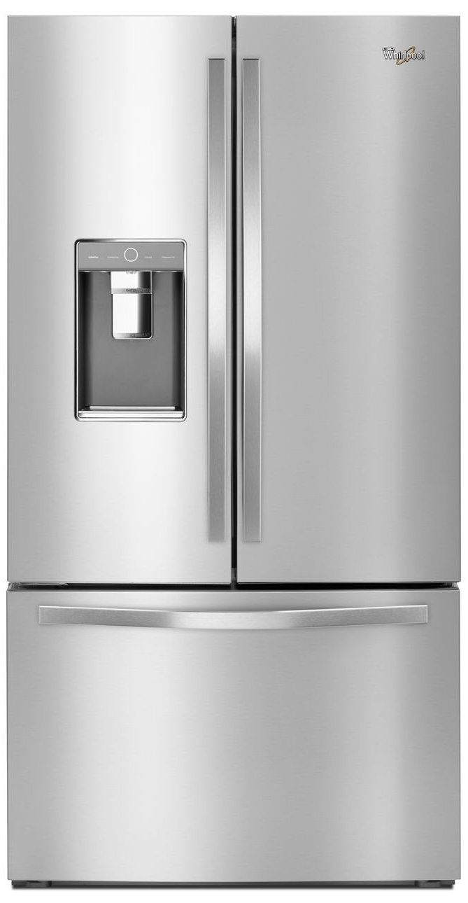 Stadium Seating For Your Food Stainless Steel French Door Refrigerator French Door Refrigerator French Doors