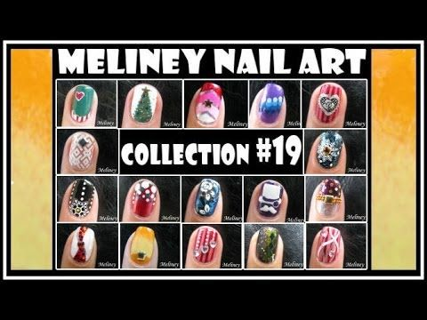 Meliney nail art design collection 19 youtubemeliney meliney nail art design collection 19 youtubemeliney prinsesfo Gallery