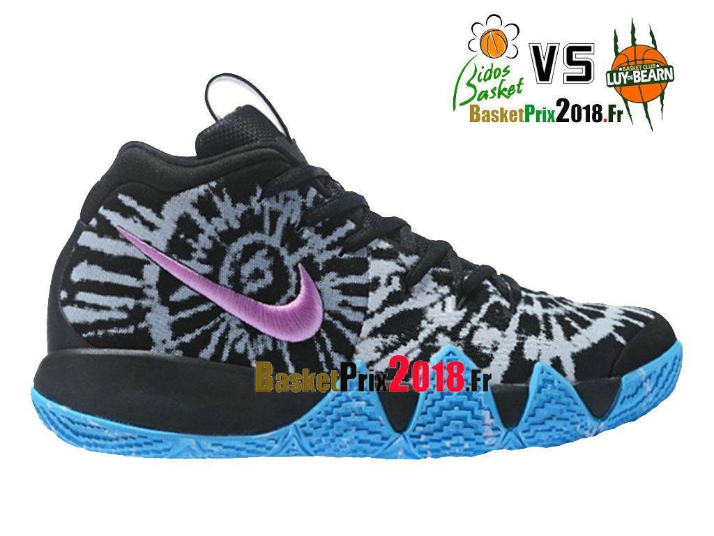 Chaussures Basket Prix Kyrie Pas Cher Homme Nike Kyrie Prix 4 Noir Blanc Rose 5f39ea