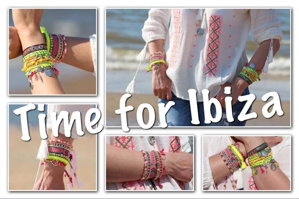 Zoek jij leuke Ibiza armbanden ? Shop nu online bij Armband Online Kopen ! www.armbandonlinekopen.nl