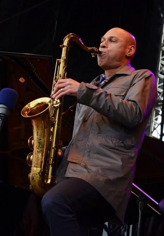 Joshua Redman Quartet, 2013 ELBJazz Festival. Pictured: Joshua Redman; memories of a great ELBJazz Festival in Hamburg....a lot more photos to come next week.....