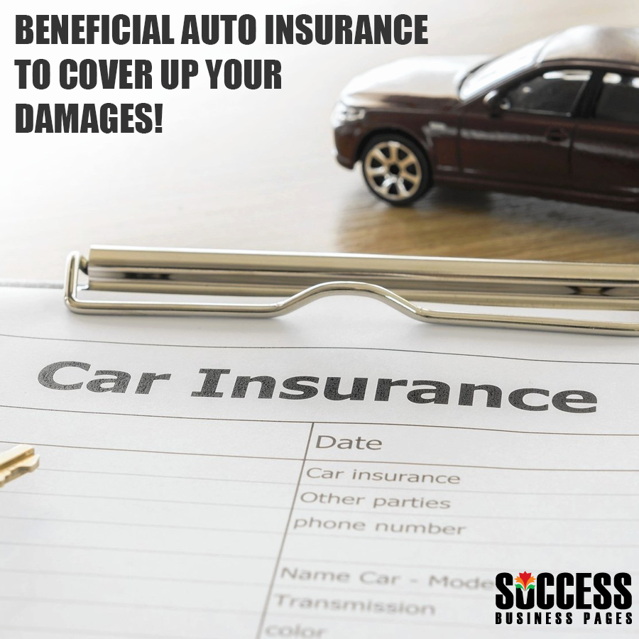 While opting for an auto insurance in Brampton for your