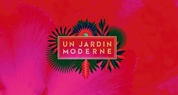 Un Jardin Moderne by Adrien Grant Smith Bianchi, via Behance