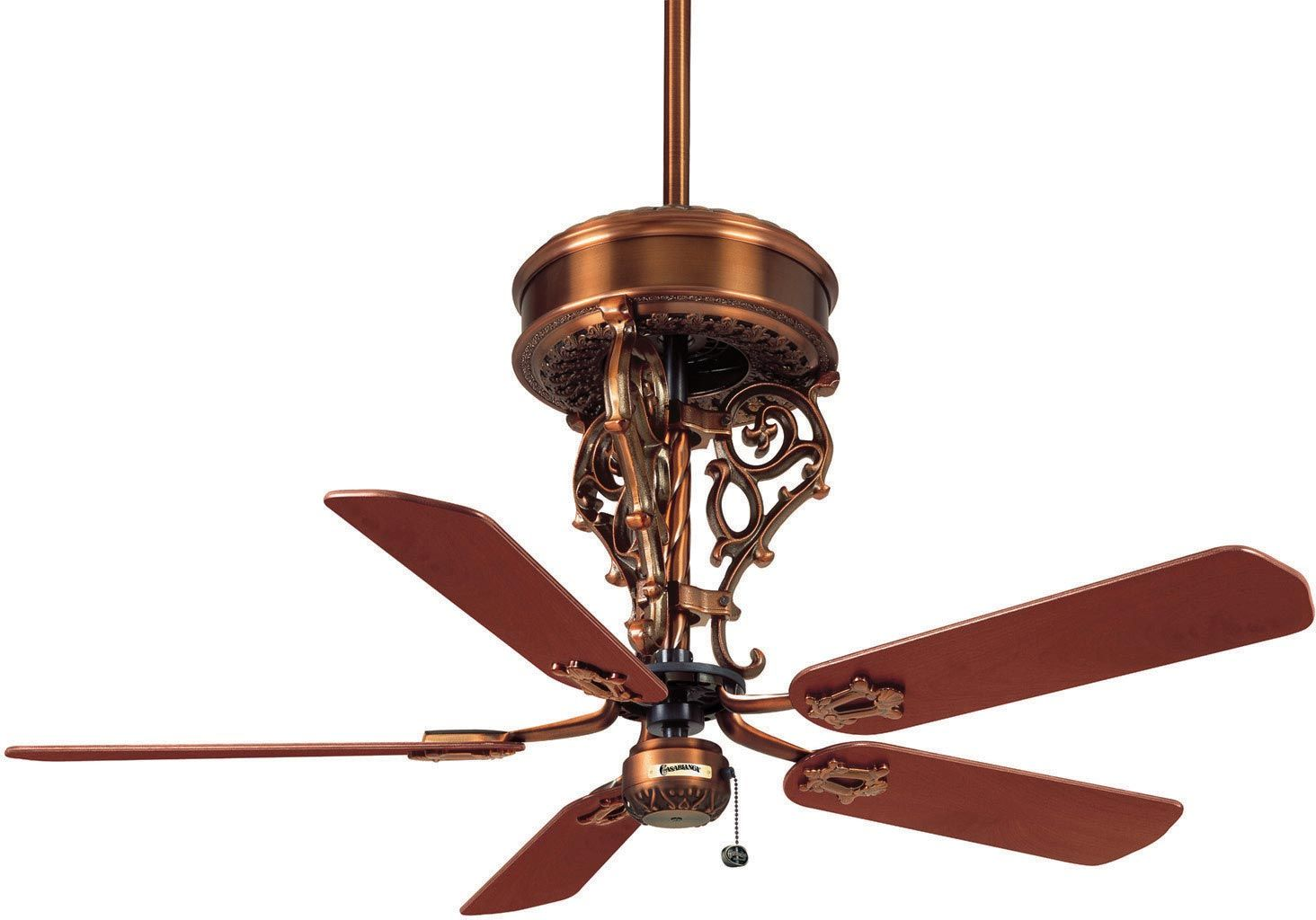 Casablanca new orleans centennial ceiling fan never knew a ceiling casablanca new orleans centennial ceiling fan never knew a ceiling fan could be glam aloadofball Image collections