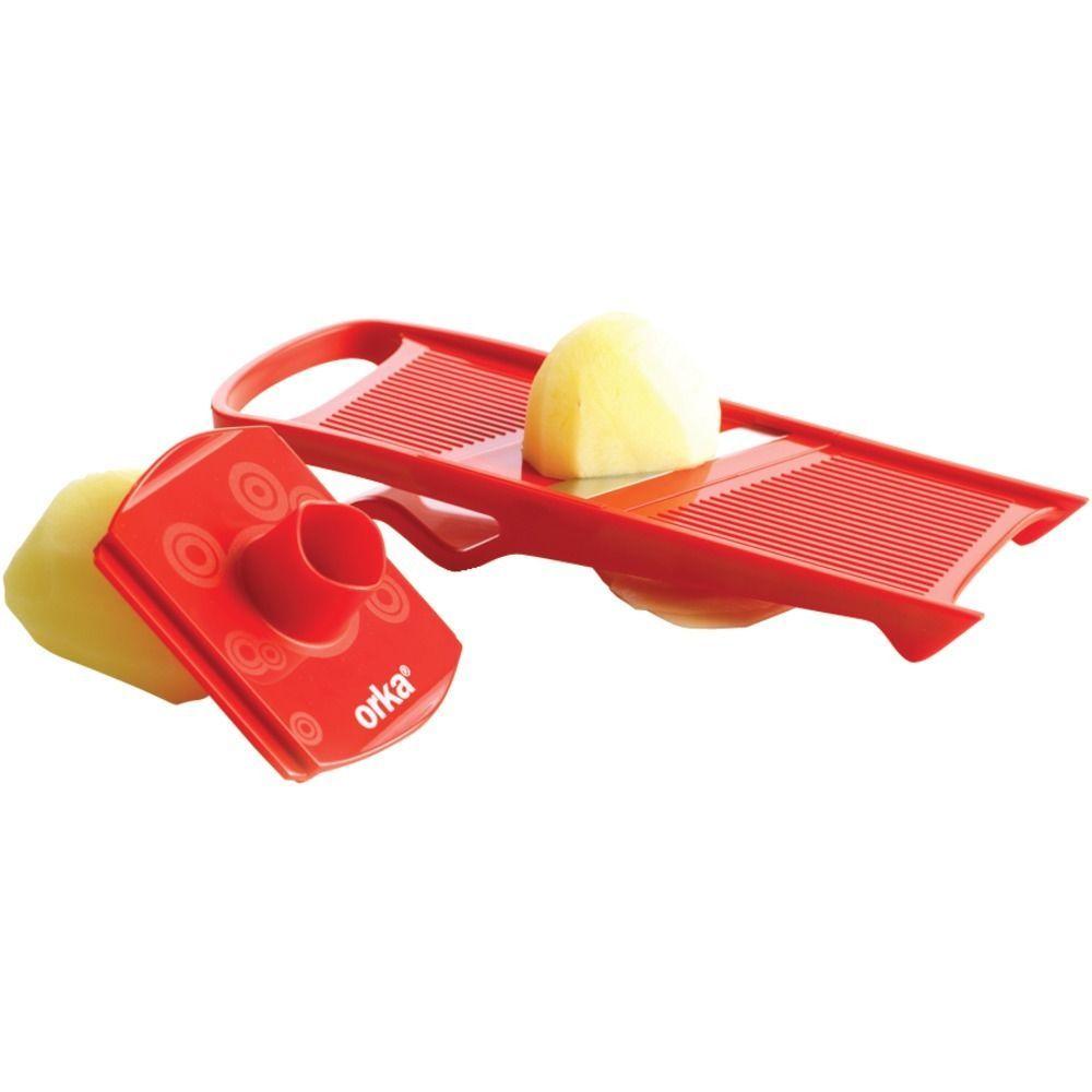 Orka Masterchips Slicer Set Silicone Cooking Food Slicer Mandoline
