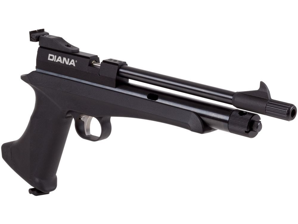 Details about Diana Chaser CO2 Air Pistol - 0 22 cal CO2 Repeater