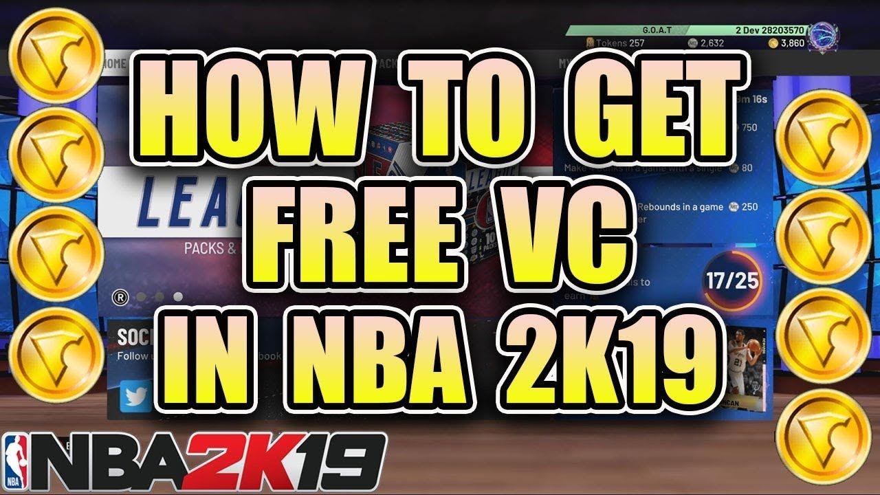 free vc locker codes 2k19 2019