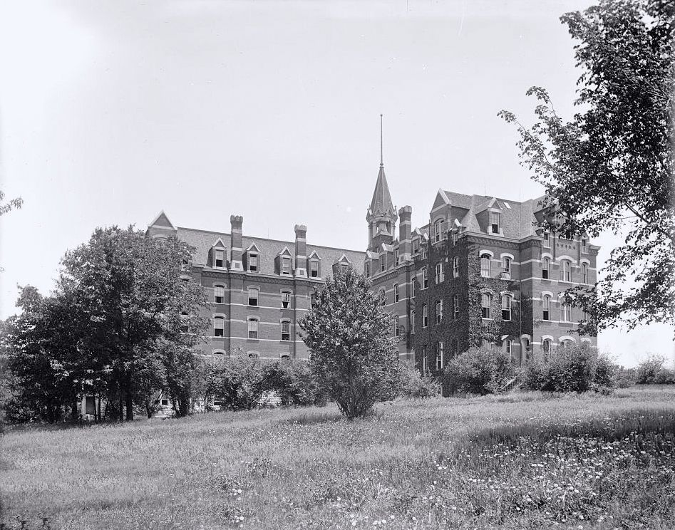 1900 Nashville Fist University Jubilee Hall Nashville Historically Black Colleges State Of Grace