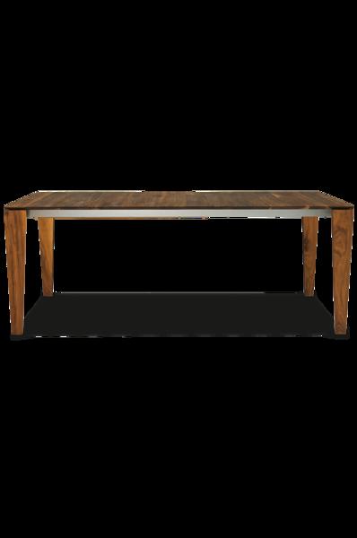 200 300 X 100 X 76 Cm Material Massivholz Farbe Nussbaum Design R Kuzdowicz Design Holz Tisch