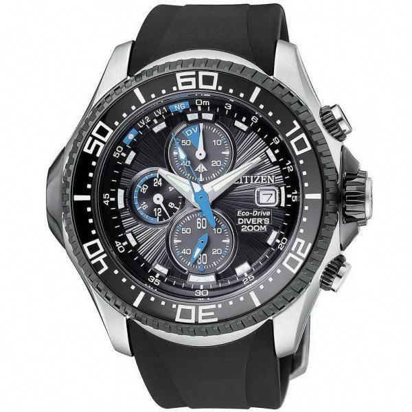 Citizen Мужские Часы Promaster Хроно Aqualand BJ211108E Глубиномер для продажи онлайн в по лучшей цене
