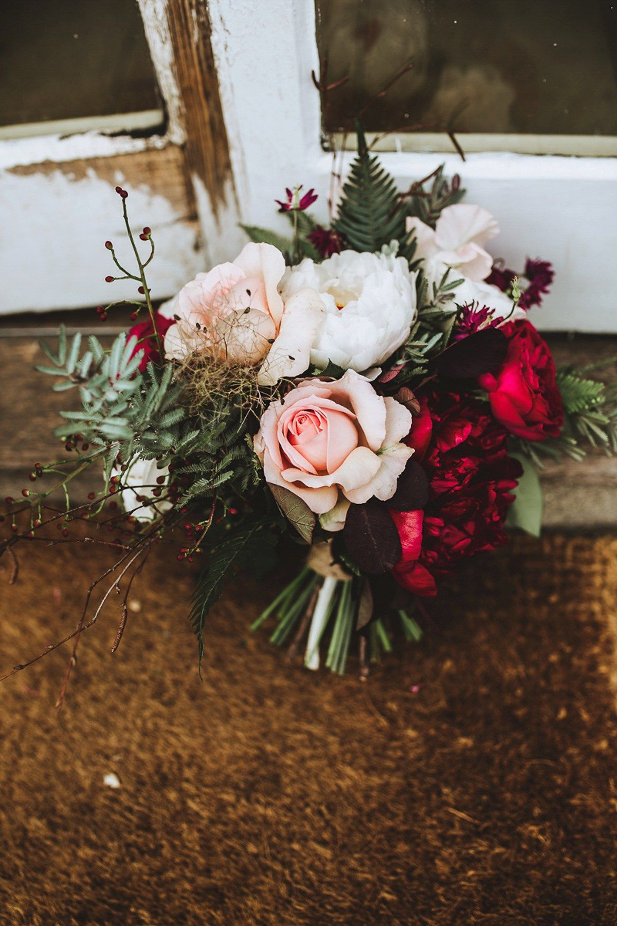 Tilly By Jenny Packham For A Folklore Inspired Somerset Wedding ...