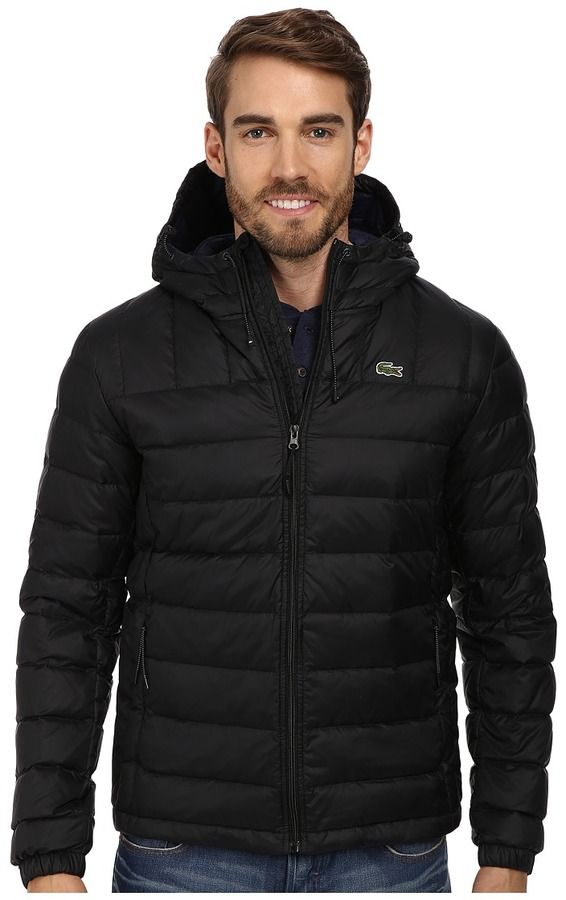 41cdf3700 Lacoste Packable Down Jacket