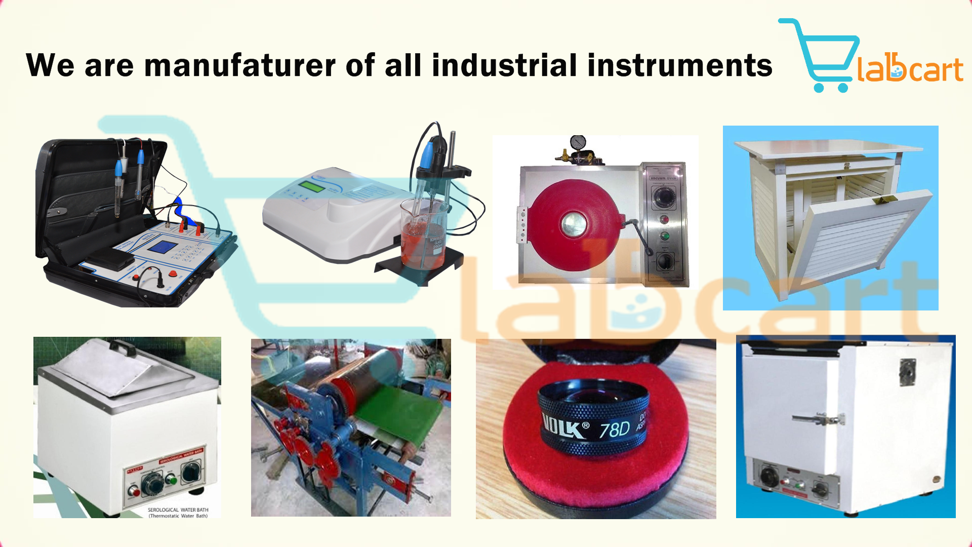 Free Shipping Industrial Instruments Equipment Pharmacy