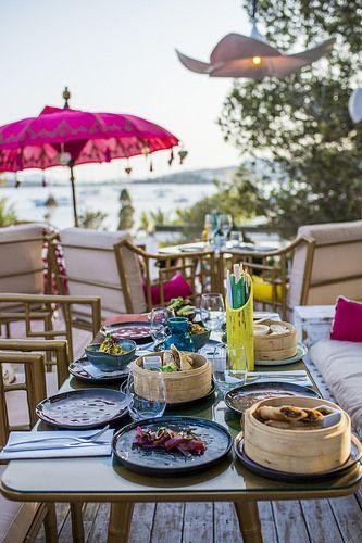 ginger ibiza sunset restaurant white ibiza ibiza 2016ibiza style - Beach Style Restaurant 2016