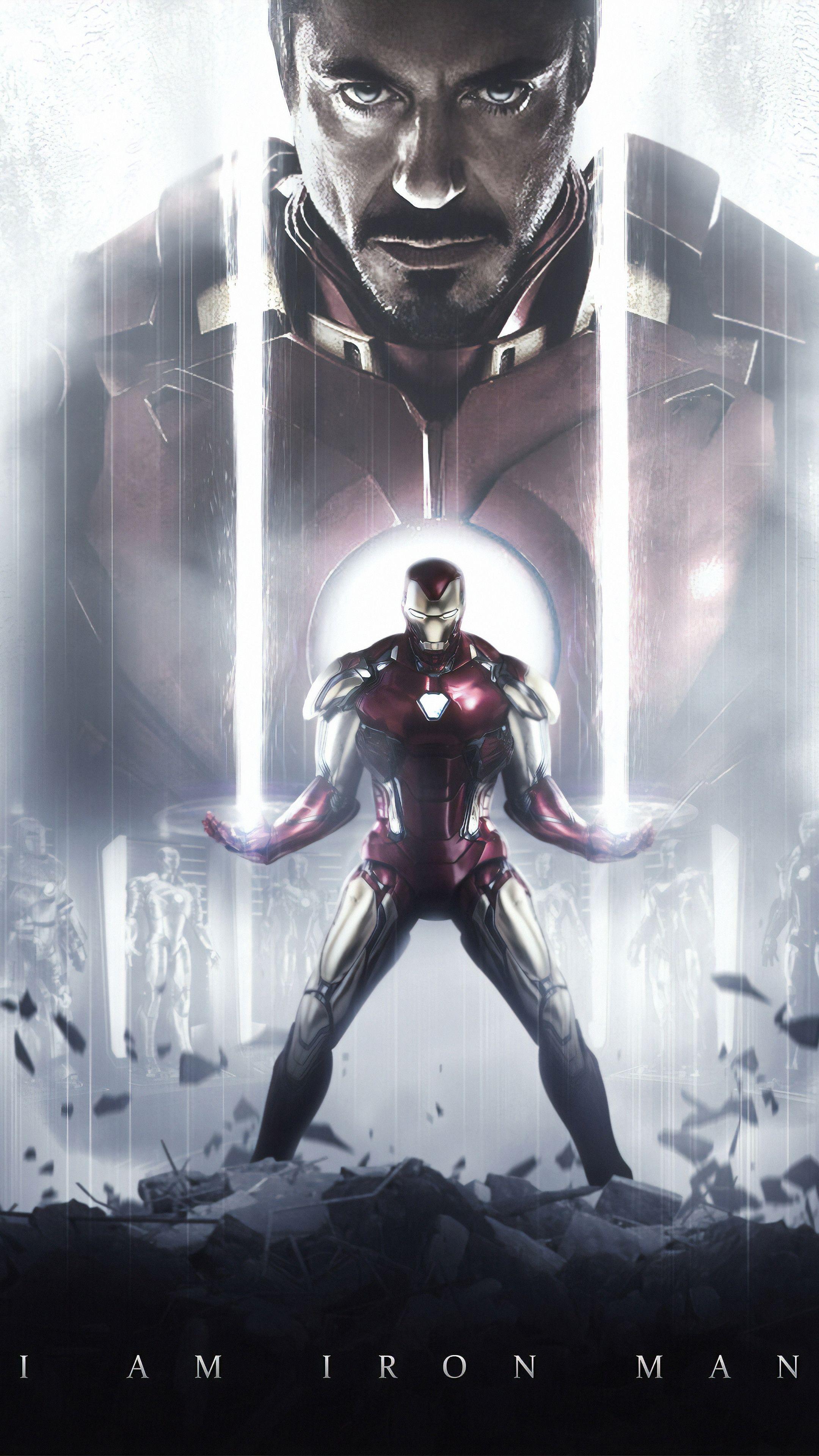 Iron Manart 4k In 2160x3840 Resolution Iron Man Avengers Marvel Iron Man Iron Man Art