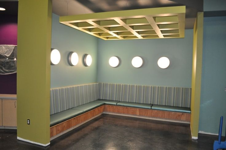 break out areas in work | Cool hang zone or breakout area | 252 Basics