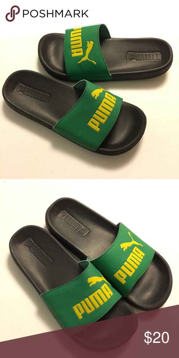 174c748430ed Puma Slides size 9 In very good condition Puma Shoes Sandals   Flip-Flops