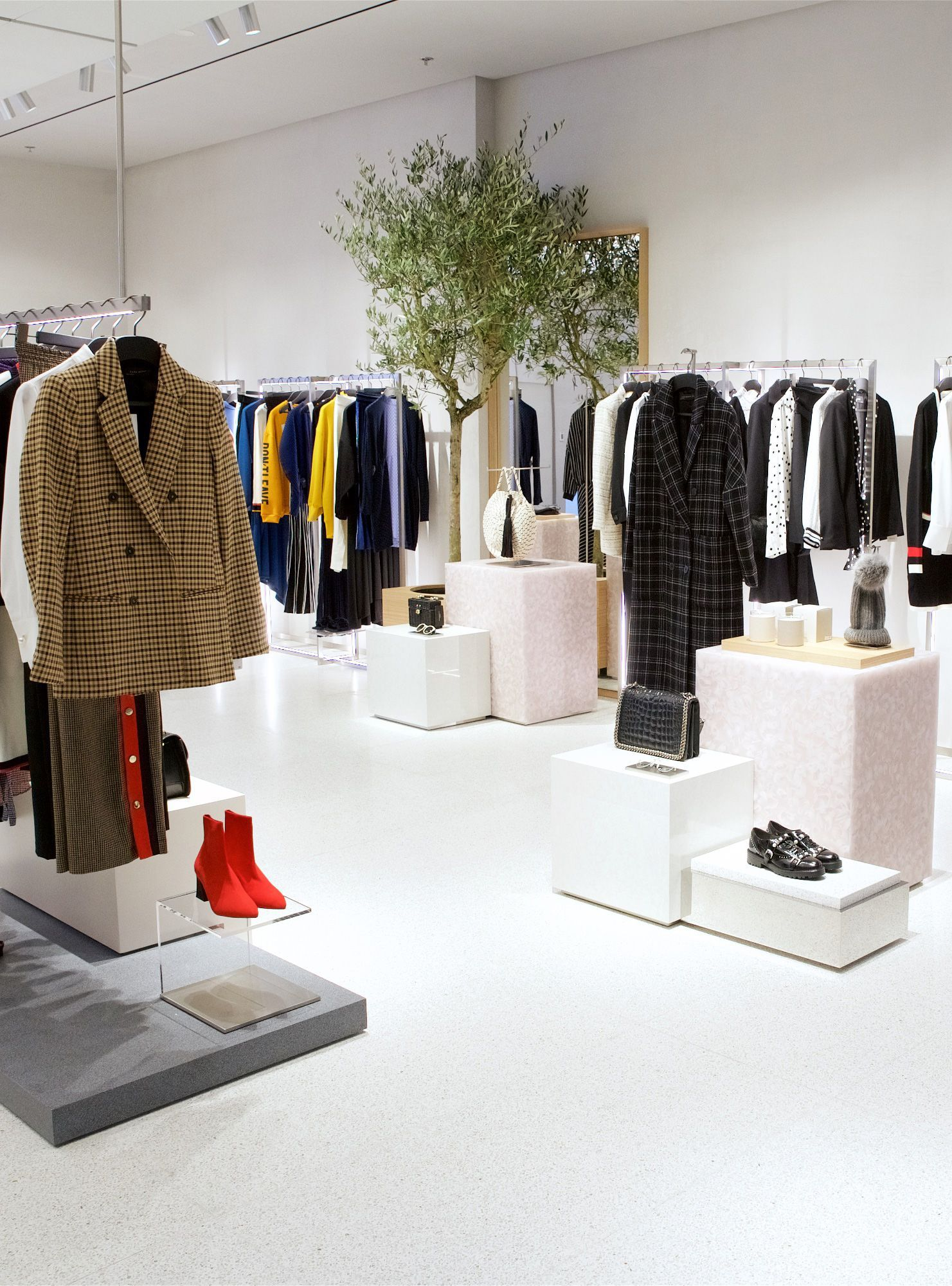 Could this be the zara of the future store design