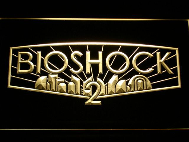 Bioshock 2 LED Neon Sign