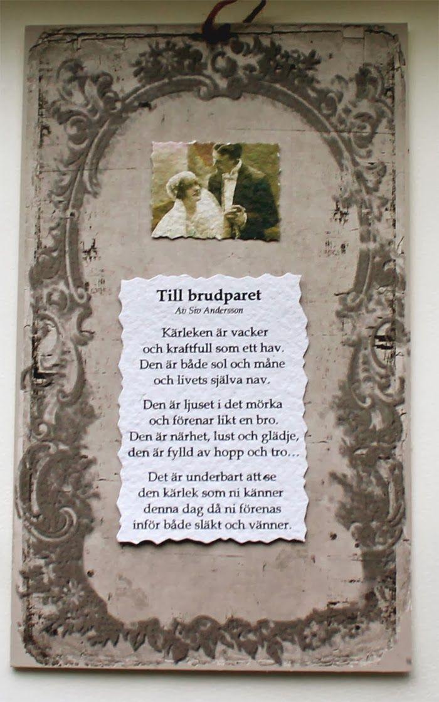 citat till bröllopspar