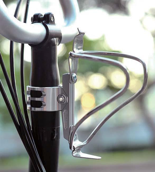 Brompton Bottle Cage Adapter Ridea Single Arm Brompton Bike