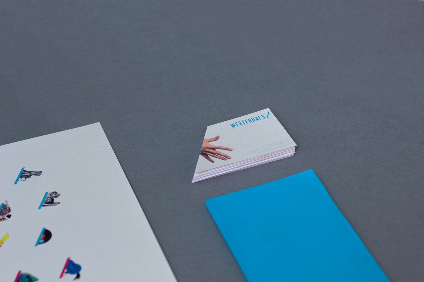 Westerdals - Visual Identity - vicentewest