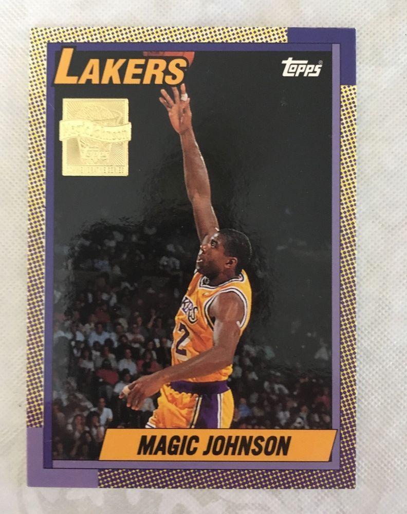 Park Art My WordPress Blog_Magic Johnson Rookie Card Worth