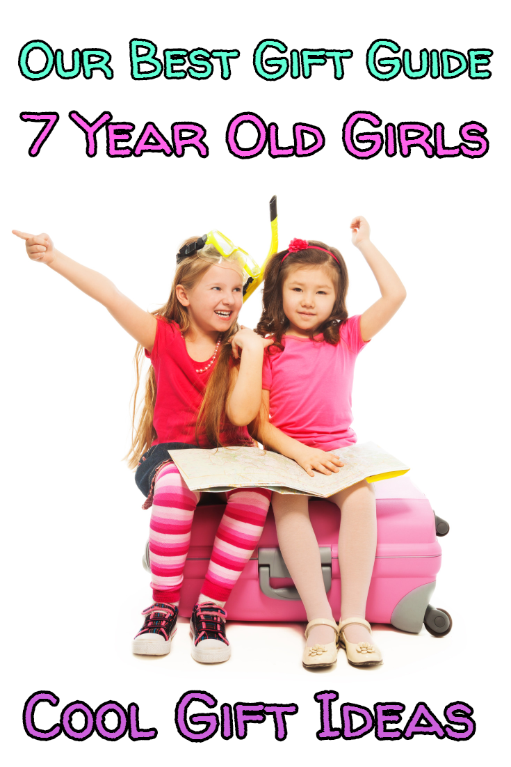 The Ultimate 7 Year Old Girl Gift Guide