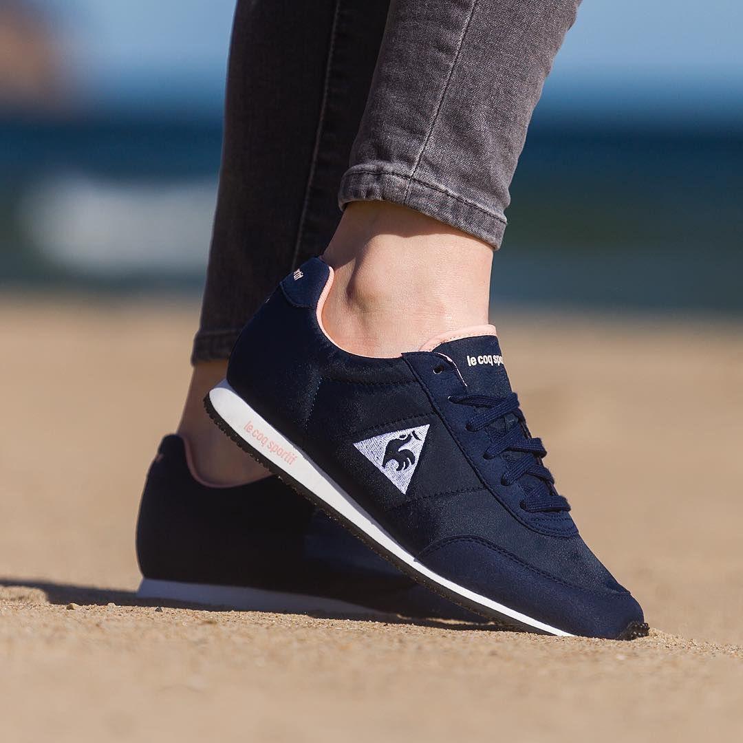 Klasyczne Sportowe Buty Le Coq Sportif Racerone W 581 Navy Te I Inne Modele Juz Dostepne Najnowsza Kolekcje Tej Francu Sneakers Shoes New Balance Sneaker
