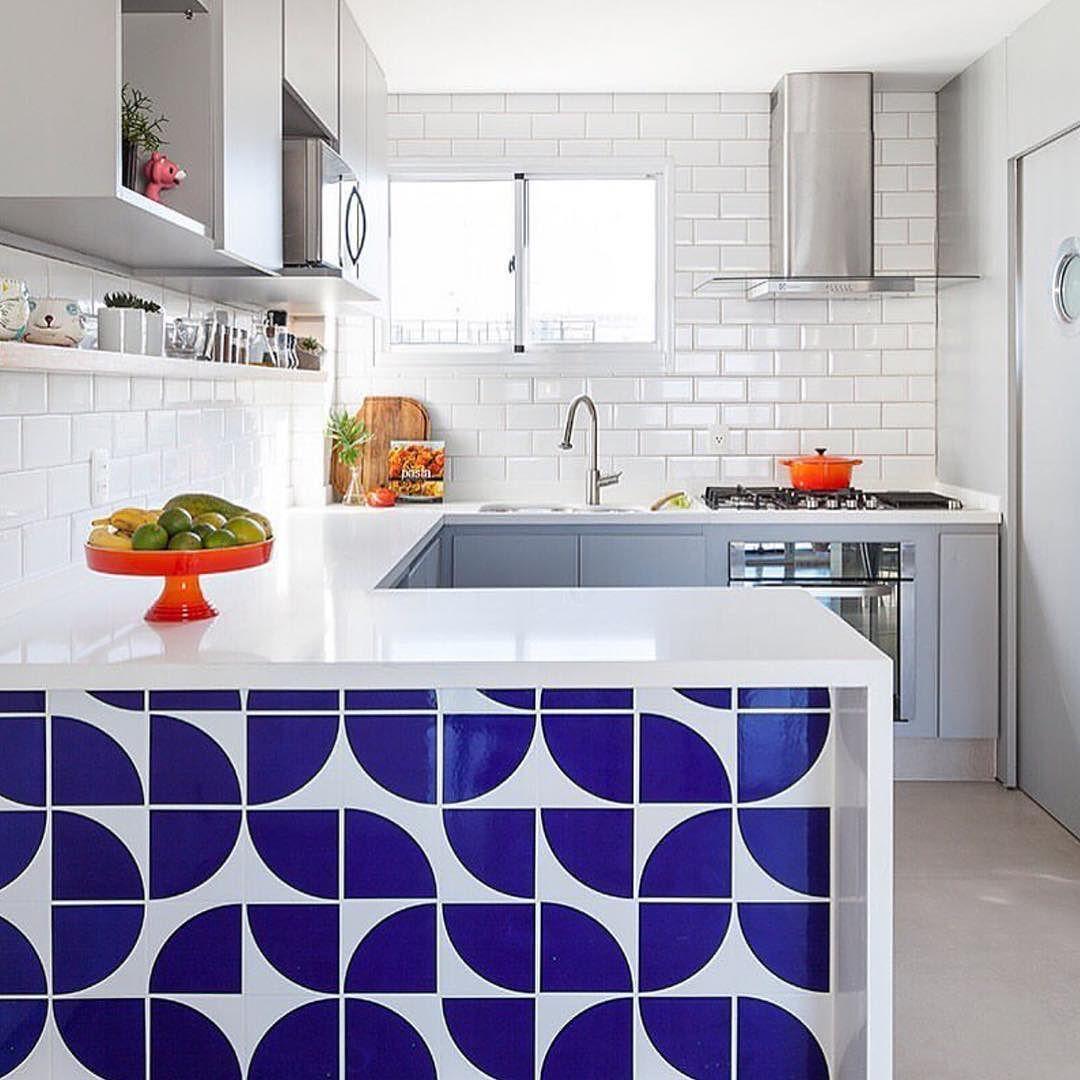 Quando a escolha de um azulejo faz toda a diferença {Projeto ...