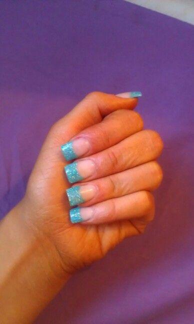 My 8th Grade Graduation Nails Graduation Nails Nails Nail Art