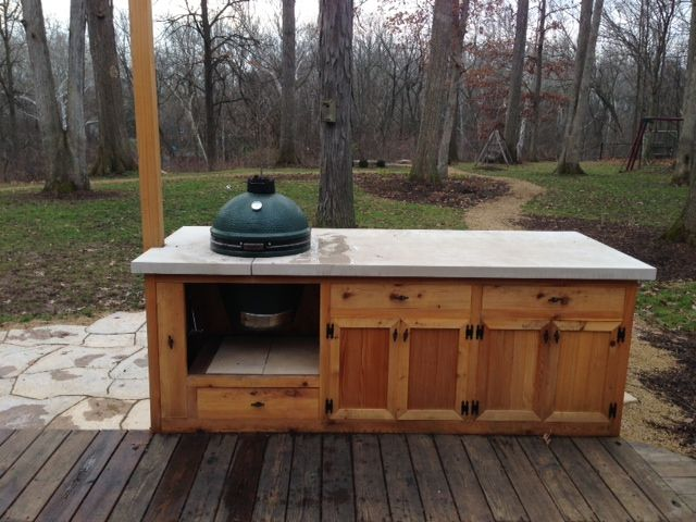 My BGE Table  Finally Complete