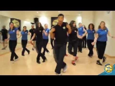 Aprende A Bailar The Time De Black Eyed Peas Baileactivo