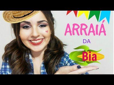 Assista esta dica sobre Maquiagem para Festa Junina! - Por Beatriz Ortega e muitas outras dicas de maquiagem no nosso vlog Dicas de Maquiagem.